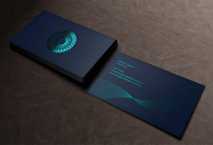 30 Best Business Card Design for Your Inspiration - DesignGrapher ...