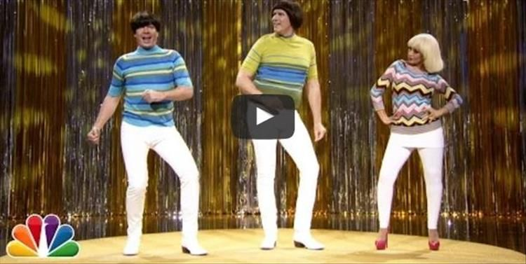 Jimmy Fallon S Tight Pants Skit Is The Funniest Thing You Ll See All Day Jimmy Fallon Tight Pants Jimmy Fallon Tight Pants