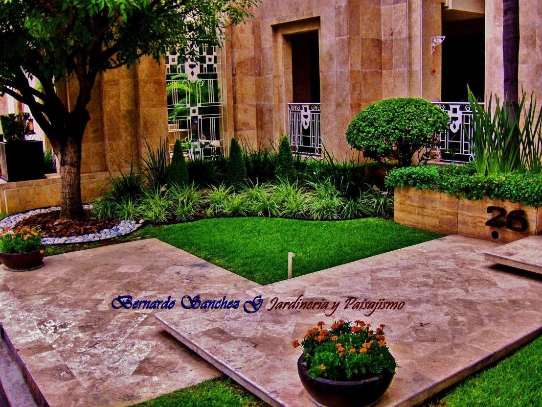 5 peque os jardines 5 grandes ideas ideas para el jard n pinterest patios - Ideas para jardin pequeno ...