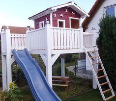 userprojekt / garten & balkon | spielhaus, kinderspielhaus und, Gartengestaltung
