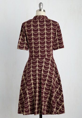 Distinguish for the Best Dress | Mod Retro Vintage Dresses | ModCloth.com