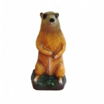Otter lamp