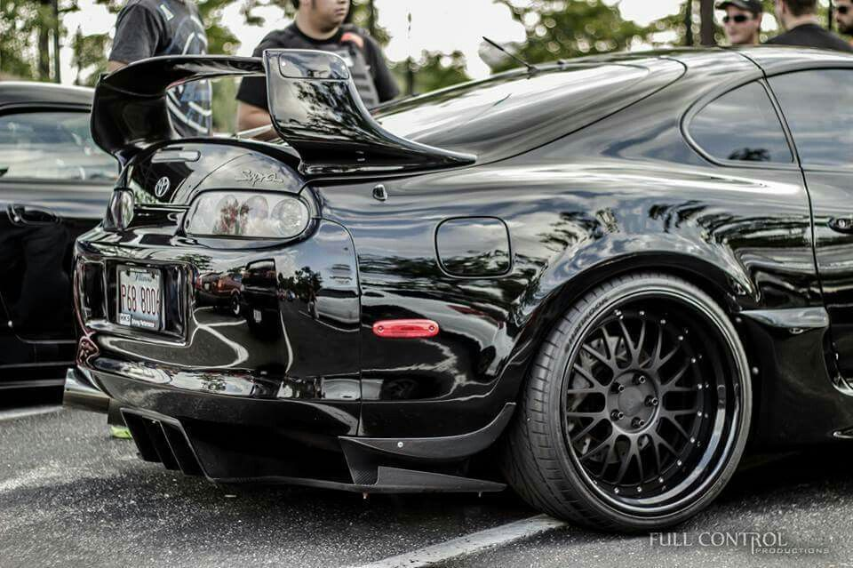 Photo of Toyota Supra