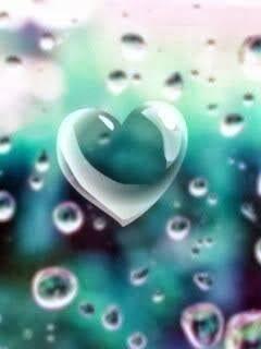 إكتب أسمك على شكل قلب حب أون لاين مدونة مداد الجليد Heart Bokeh Bubbles Photography Heart Art