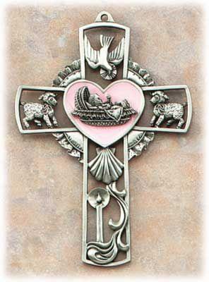 $25.25 Baptism Gift - Cross
