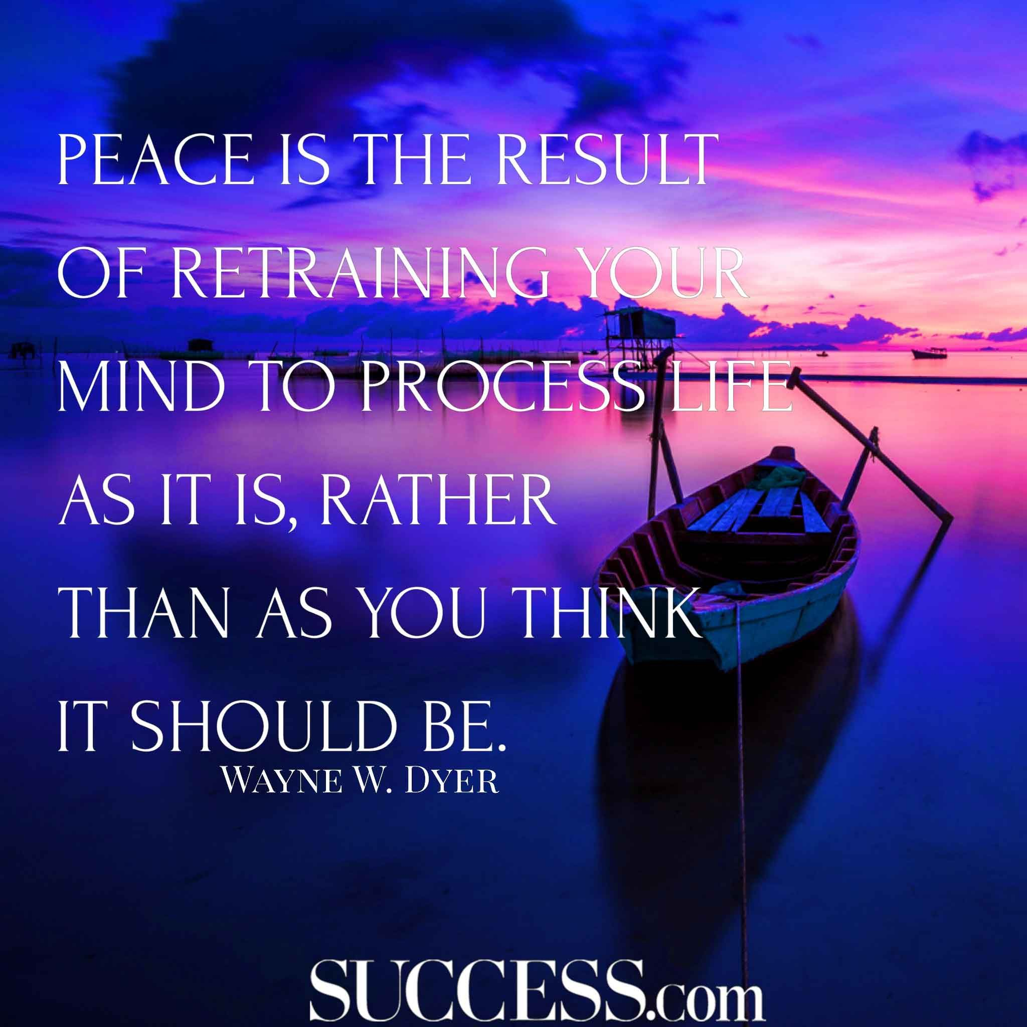 Finding Peace Quotes 17 Quotes About Finding Inner Peace  Inspirational Quotes