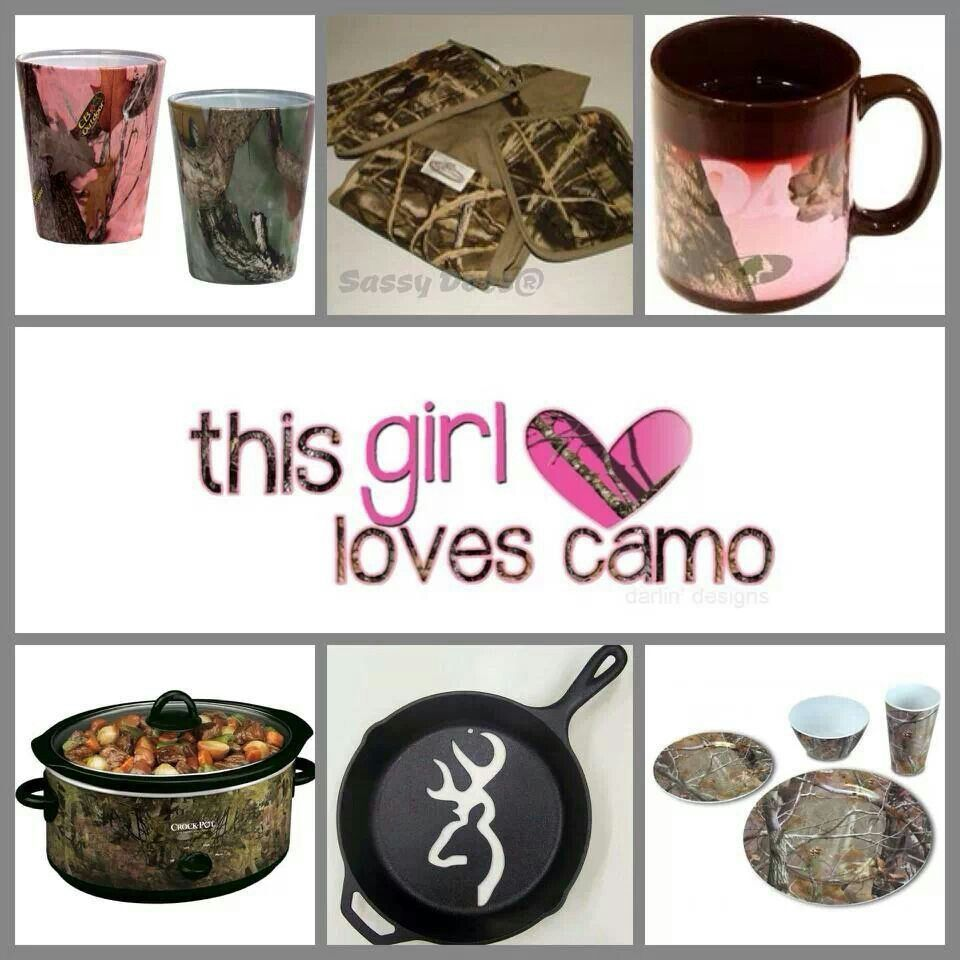 Camo kitchen - I so want to do this to my kitchen heck, my whole ...