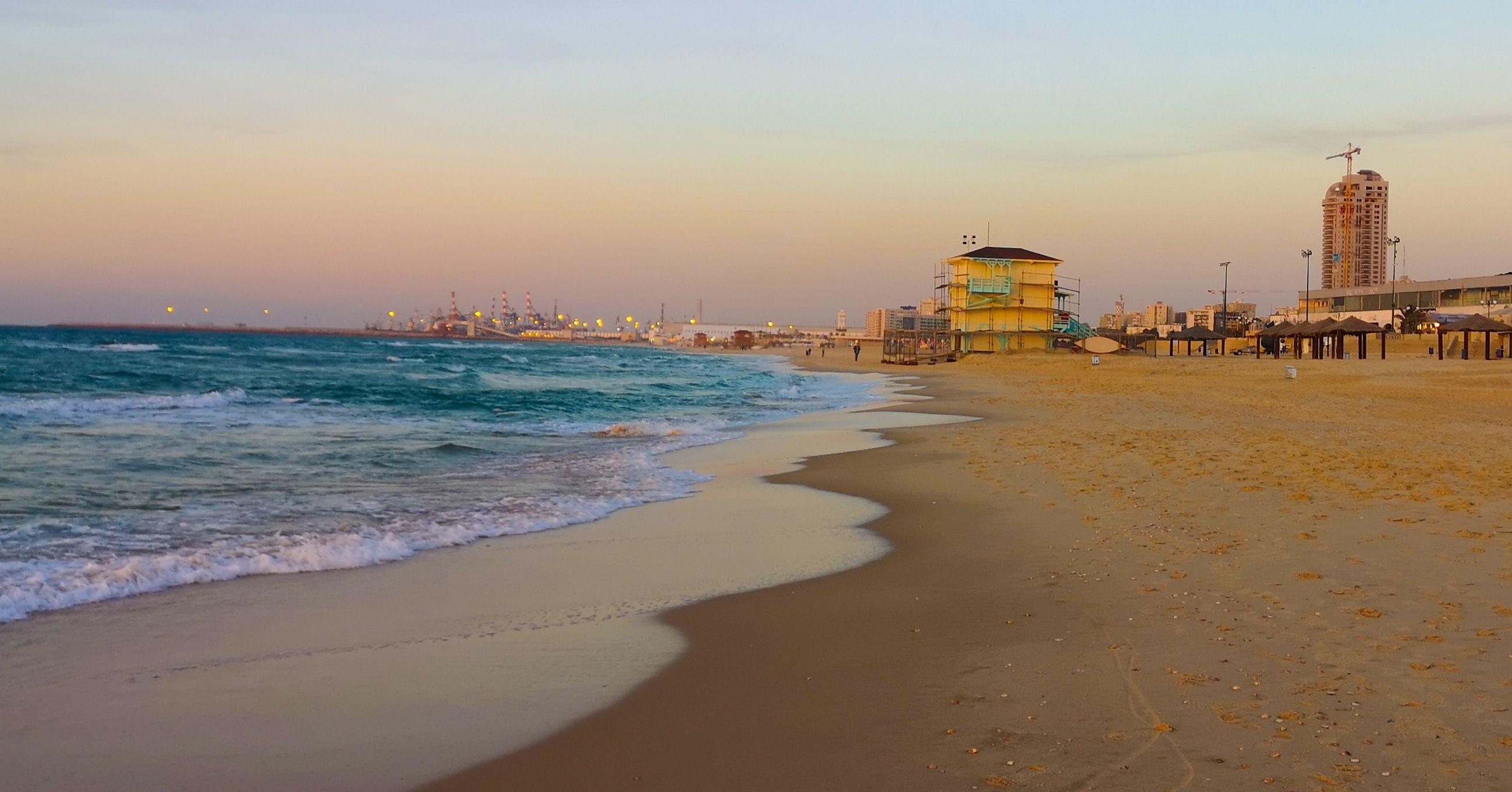 новостиашдода Beach, Outdoor, Water
