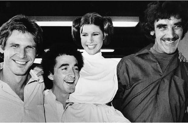 Harrison, Anthony, Carrie, and Peter