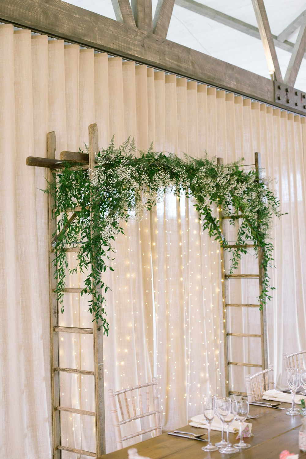 Barra Castle Wedding Beautifully Simple Blush with