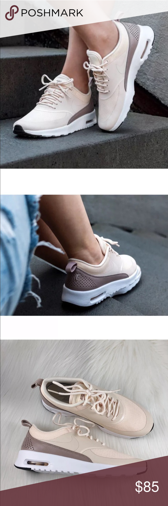 timeless design 3233d f68b3 Women s Nike Air Max Thea Guava Ice Sneakers Women s Nike Air Max Thea  Guava Ice Sneakers