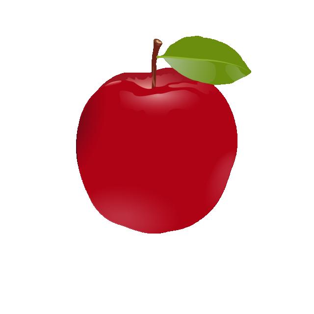 الفاكهة المرسومة رسم تفاحة حر Png و سهم التوجيه Fruits Drawing Clip Art Drawing Clipart