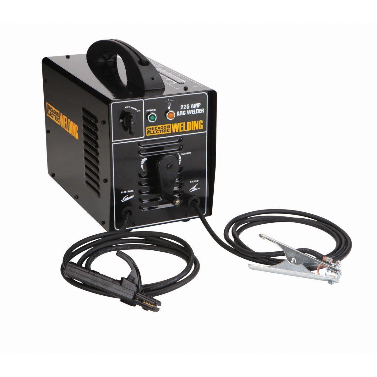 225 Amp-AC, 240 Volt, Stick Welder | Arc welders