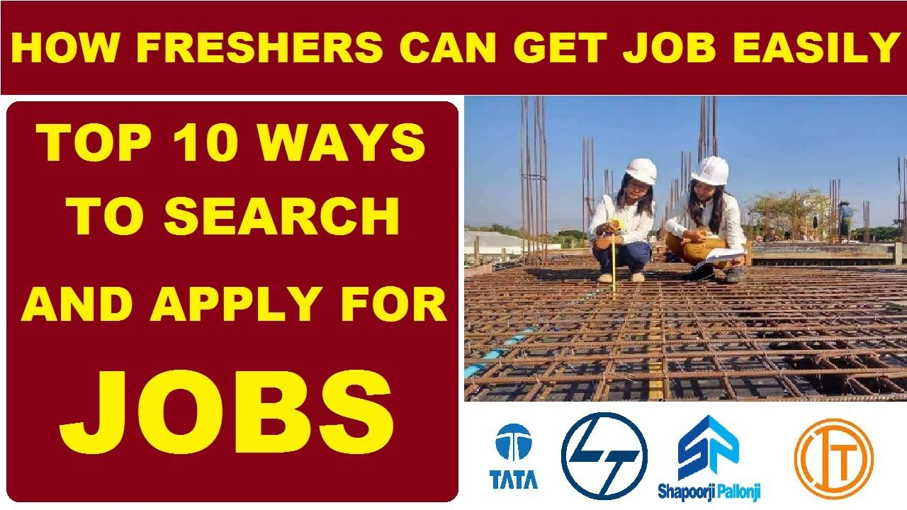 How Civil Engineers Can get Job Easily Top 10 Ways to