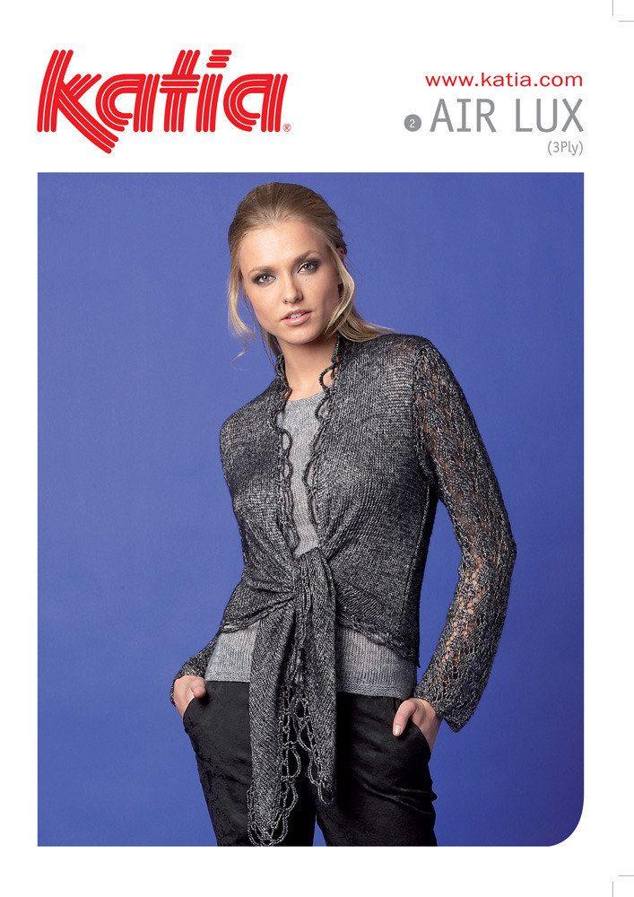 Hayfield Ladies Jacket With Wool Knitting Pattern 9840 Chunky Sirdar-9840