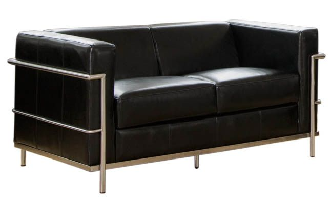 Marvelous Classic Corbusier Bauhaus Style Sofa Suite Available As An Armchair, A 2  And 3 Seater Sofa