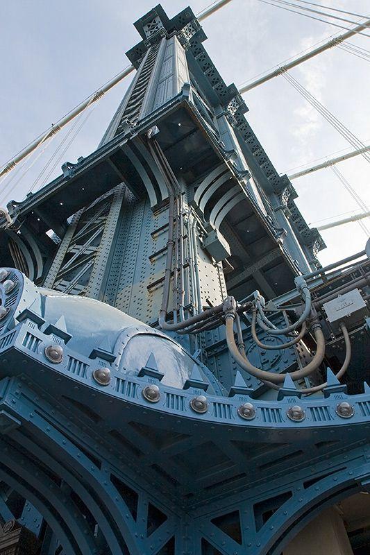 NYC. Manhattan bridge   TrekEarth by Fred1964