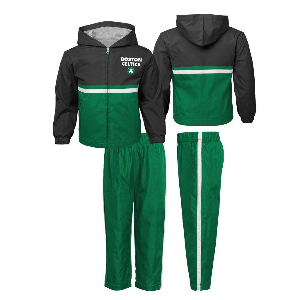 Boston Celtics Wind Suit – babyfans 72d1027ed