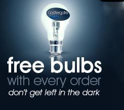 Get Free Bulbs Lamps With Every Order At Castlegatelights Discount Codes Coupon Bulb Gate Lights