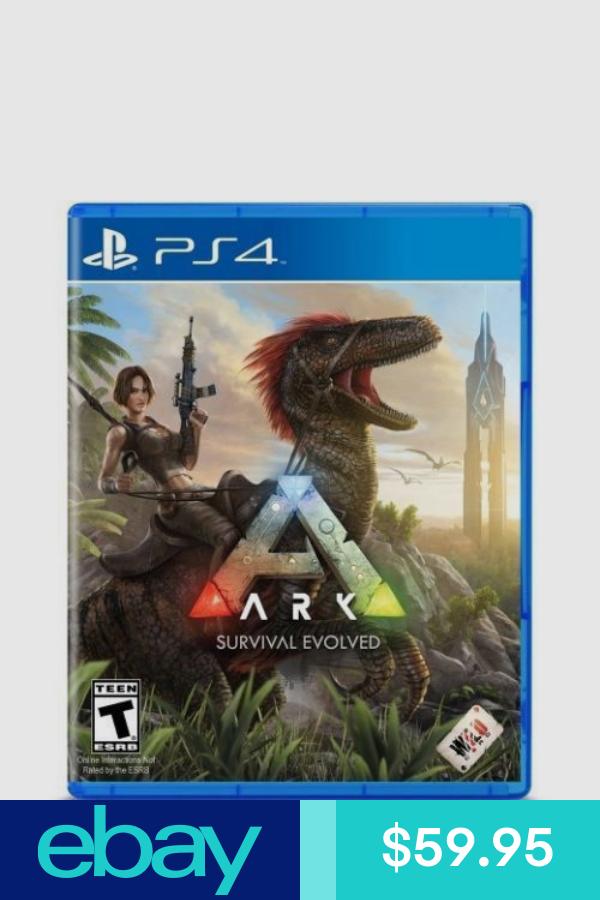 Video Games Video Games & Consoles ebay Ark survival