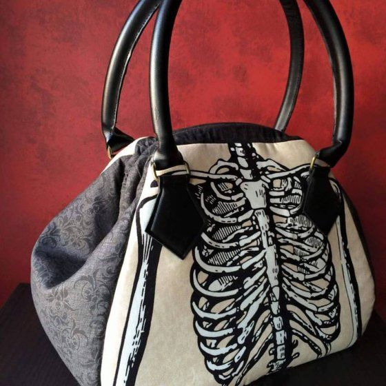 The Companion Carpet Bag PDF Sewing Pattern - Sew and Sell ...