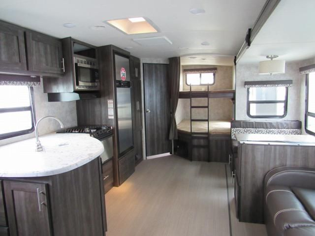 2018 Open Range Ultra Lite 2704bh Travel Trailer With Bunks By