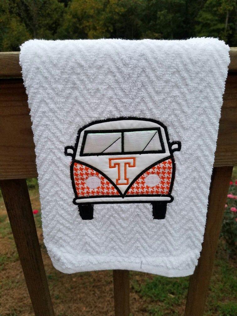 Tennessee Vols Kitchen Towel
