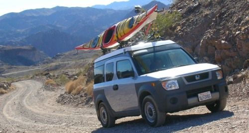 Element Accessories Ursa Minor Vehicles Honda Element Camping Honda Element Honda