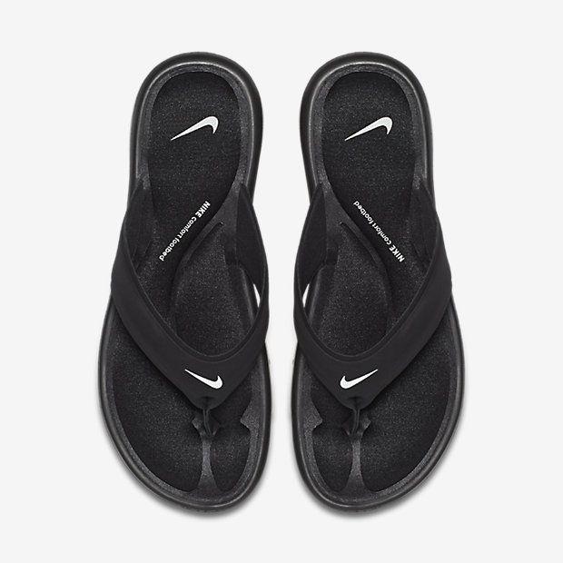 Nike Ultra Comfort Women S Flip Flop Flip Flop Shoes White Womens Sandals Womens Sandals