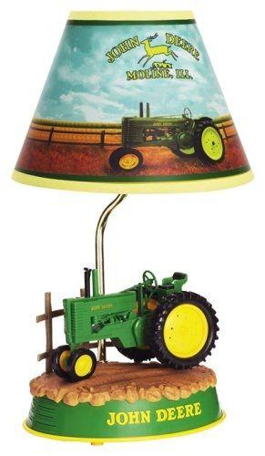 John Deere Tractor Lamp John Deere Bedroom Pinterest Chambre - John deere idees de decoration de chambre