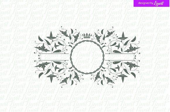 Luxury  Royal Wedding Logo By Linvit On  Creativemarket