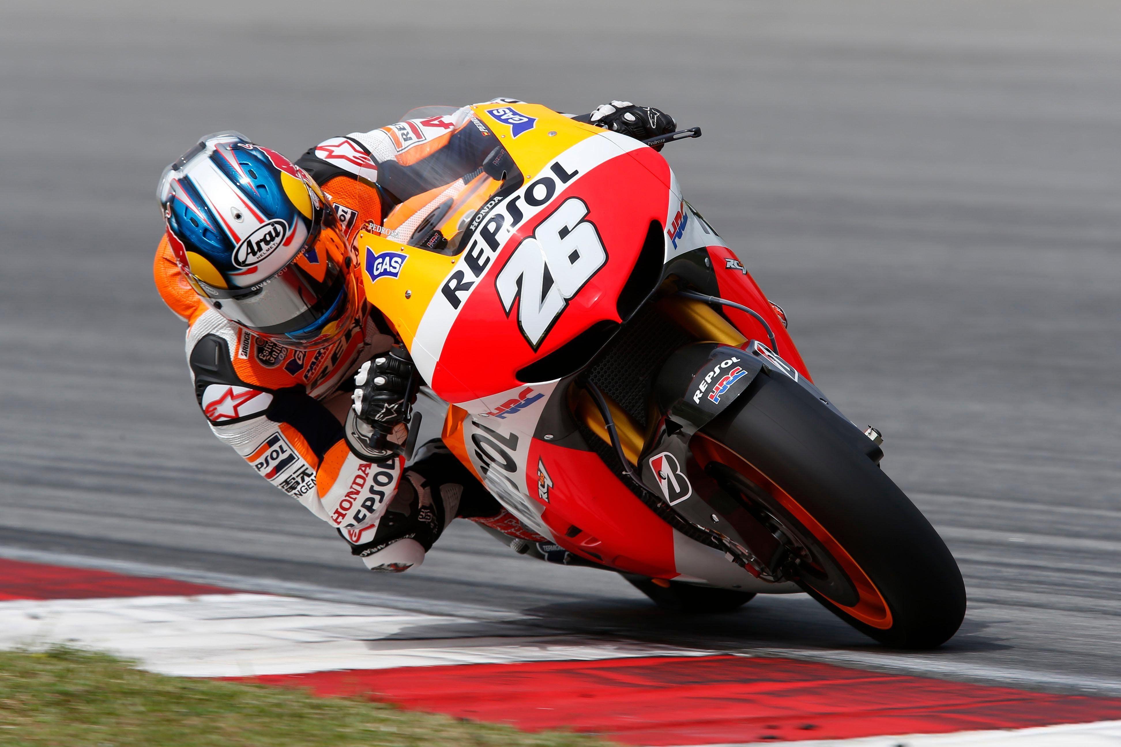 26 Dani Pedrosa (ESP, Repsol Honda Team, 2013) Motogp