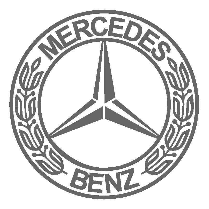 Mercedes logo meaning history of emblem mercedes benz for Mercedes benz insignia