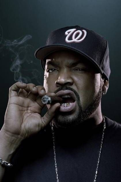 75 Celebrities Who Smoke Cigars Famous Cigars Ice Cube Rapper Gangsta Rap