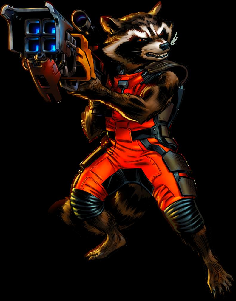 Rocket Raccoon By Alexiscabo1 On Deviantart Rocket Raccoon Marvel Superheroes Art Marvel Avengers Alliance