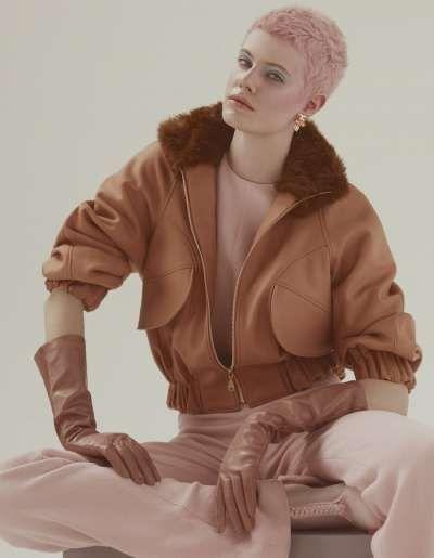27 Pixie Cut-Inspired Styles - From Eccentric Pixie Cut Pictorials to Pastel Pixie Editorials (TOPLIST)