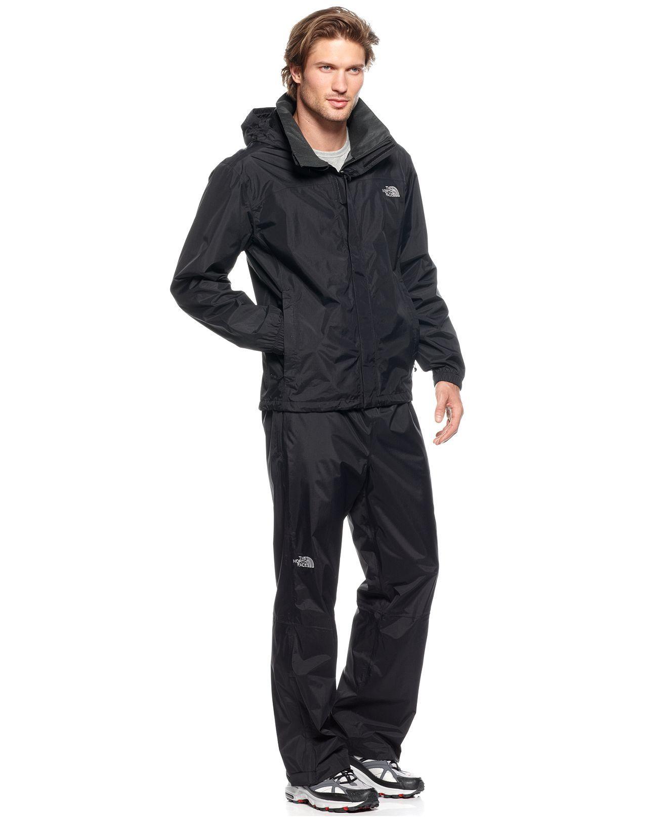 The North Face Separates Resolve Waterproof Rain Jacket And Pants Men Macy S Waterproof Rain Jacket North Face Jacket Jackets [ 1616 x 1320 Pixel ]