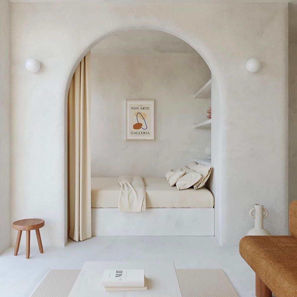 Layers Shapes On Instagram L Arche De Biarritz By Oursroux Setdesign Space Architecture Interior Design Home Decor Home Interior