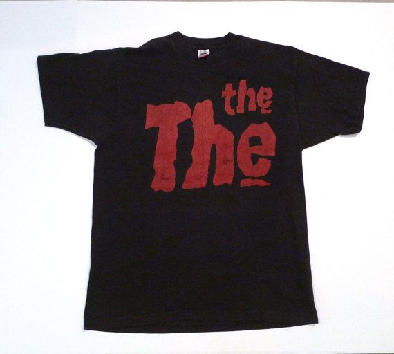 THETHE  T SHIRT