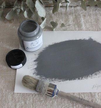 Les Couleurs De Brocantine, Peinture à Base De Craie Et De Chaux Pour  Patiner Vos