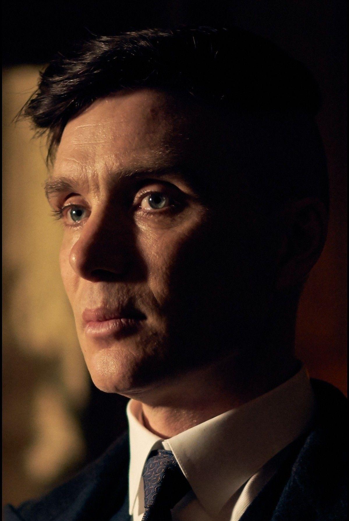 Cillian Murphy As Thomas Shelby Peaky Blinders Season 5 Peaky