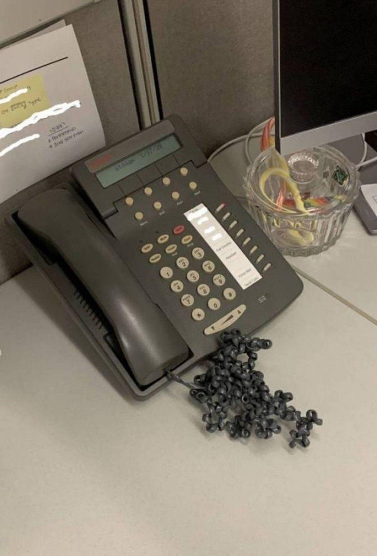 Telefon Verloren