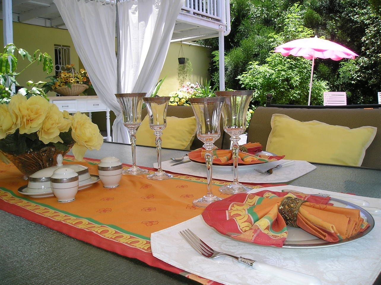 Calypso suite by the caribbean apartments for rent 1