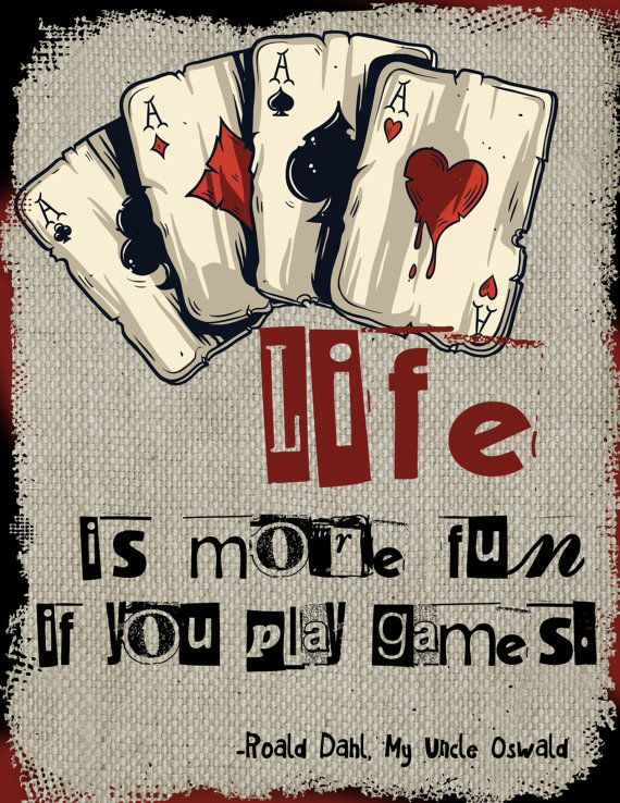 Wall Art Print Gambling by TimelessMemoryPrints on Etsy