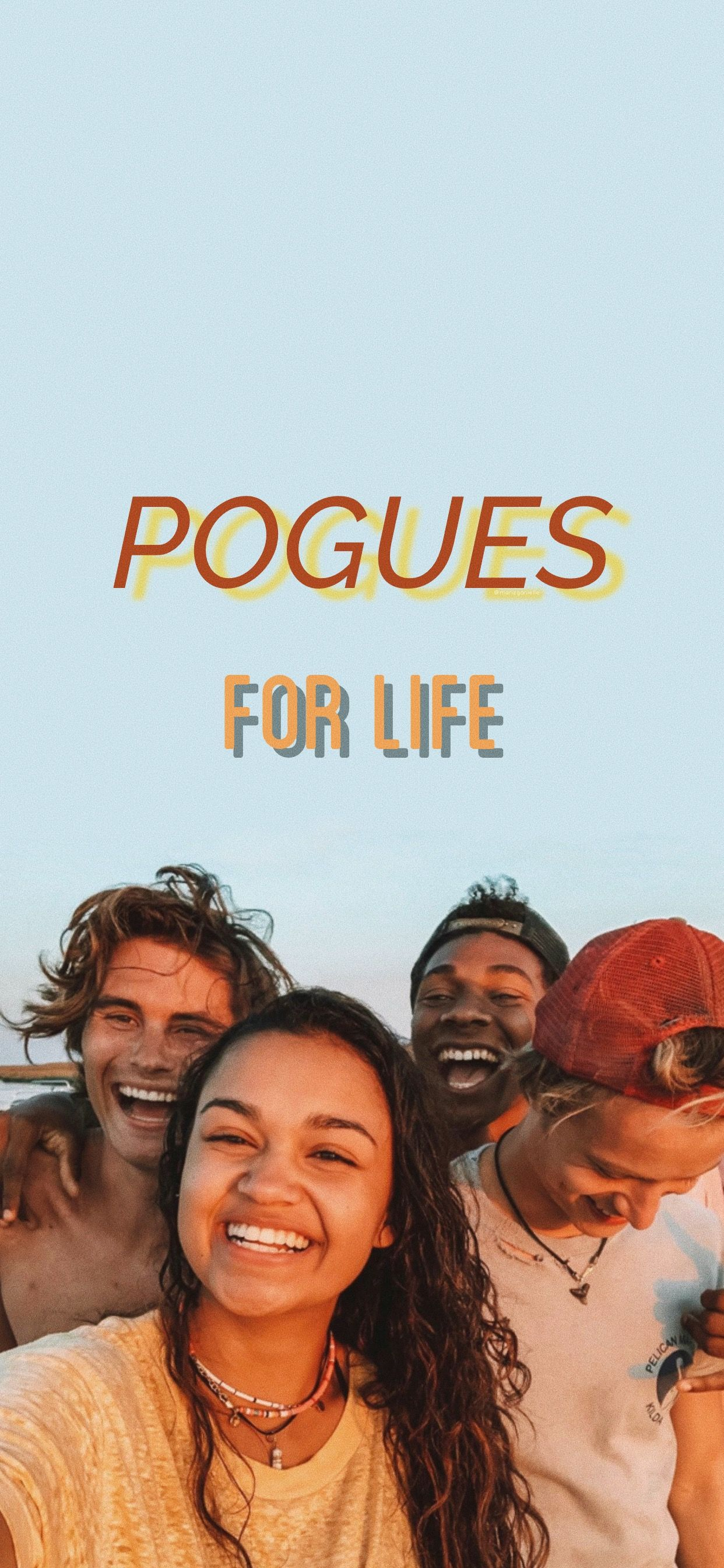 Outer Banks Wallpaper In 2020 Outer Banks Pankow The Pogues