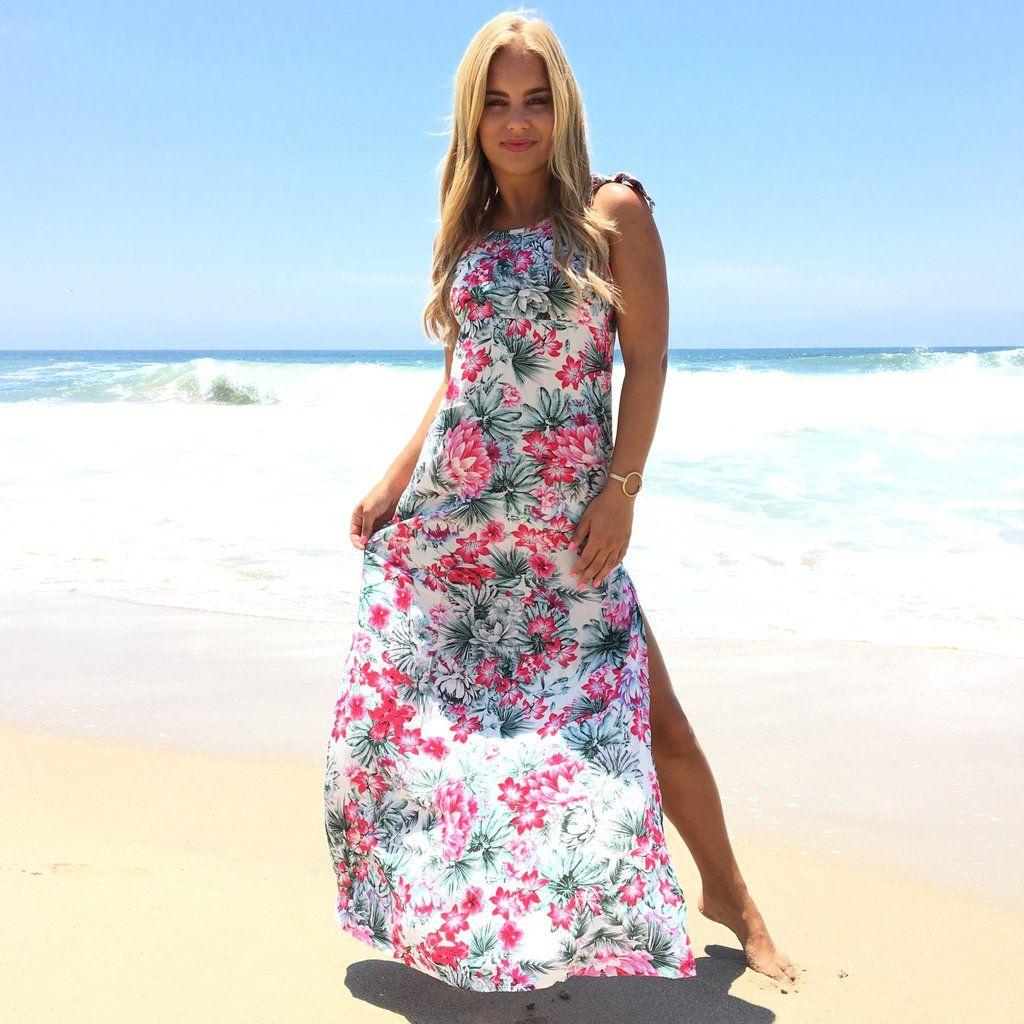 Cabana bloom floral maxi dress floral maxi dress cabana and