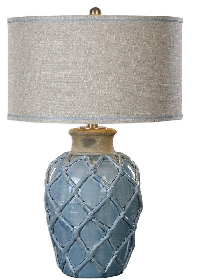 Parterre Pale Blue Table Lamp In 2021 Blue Lamp Blue Table Lamp Lamp