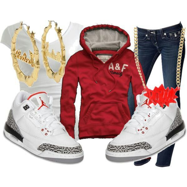 Sneaker outfit... Just need the earrings