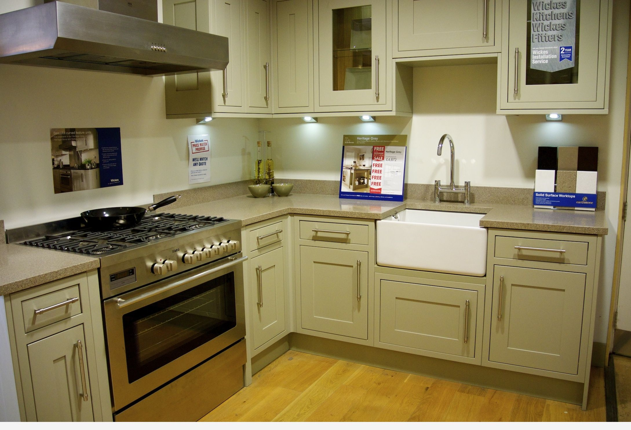 kitchen wallpaper wickes - http://desktopwallpaper.info/kitchen ...