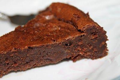 : Chocolate Fudge Cake